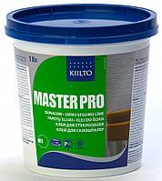 Клей Kiilto Master Pro для стеклохолста и тяжелых обоев 1л
