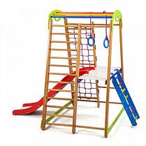 Детский спортивный уголок - «Кроха - 2 Plus 2», фото 2