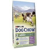 Dog Chow Adult с ягненком и рисом 14кг