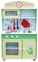 Дерев'яна яна ігрова кухня LIMET HOME KITCHEN (W10C034)