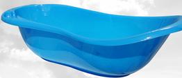 Ванночка дитяча пластикова, SL Люкс №1 , Од