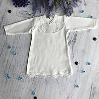 Крестильная рубаха 3. Размер 56, 62, 68, фото 1