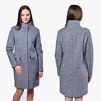Женское демисезонное пальто. Модель 19101