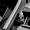 Автомобильное зарядное устройство (АЗУ) RoidMi Car Charger Silver (CDQ01RM) Гарантия 1 месяц, фото 2