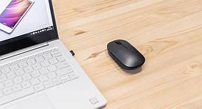 Мышка беспроводная Mi mouse 2 Black Гарантия 1 месяц, фото 2