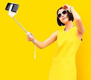 Monopod Mi Selfie Stick Cable XMZPG04YM (FBA4074CN) Gray Гарантия 3 месяца, фото 2