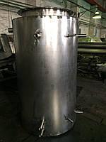 Бак (емкость) из нержавеющей стали 1500*900; 3мм, фото 1
