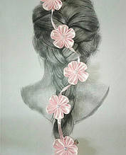 Детская Лента Для Вплетения В Косу Для Девочки. Украшение для волос .Украшайте косички Вашей Девочки!