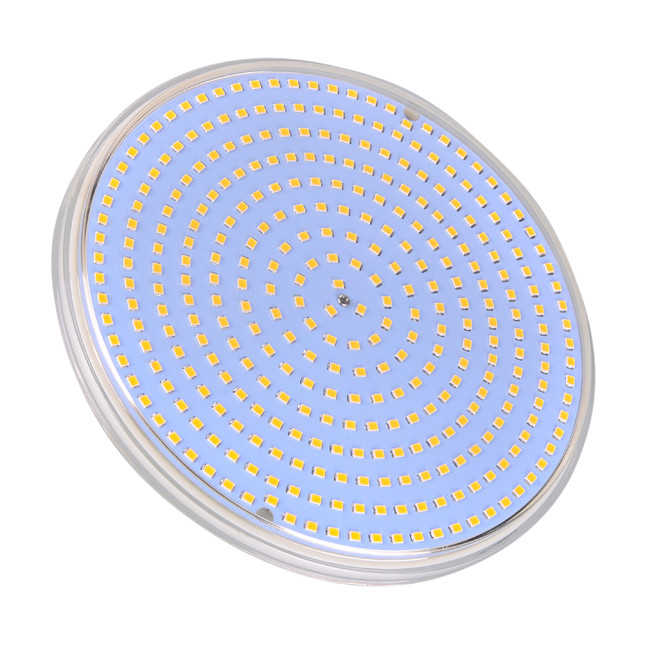 Плоский светильник для бассейна 30 ватт RGB