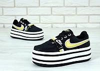 Женские кроссовки Nike Vandal 2K Black/white, фото 1