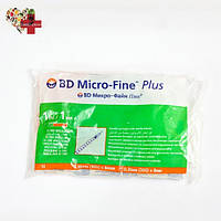 Шприцы БД Микро Файн Плюс U-100 (BD Micro Fine Plus) 1 мл