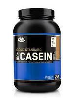 Протеїн казеіновий Casein 100% Optimum Nutrition зі смаком Ванілі (909 г.)