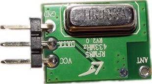 Передатчик RFM85W-433D, 433МГц, выходная мощность 12...16 дБ