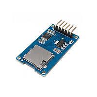 Модуль подключения micro SD Card используя SPI интерфейс для ARDUINO
