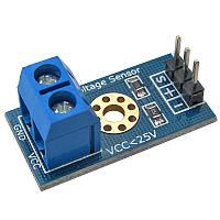 Датчик напряжения для ARDUINO / Voltage sensor