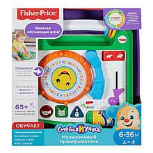 Интерактивная игрушка «Fisher-Price» (FBM60) Музыкальная панель (рус.-англ.)