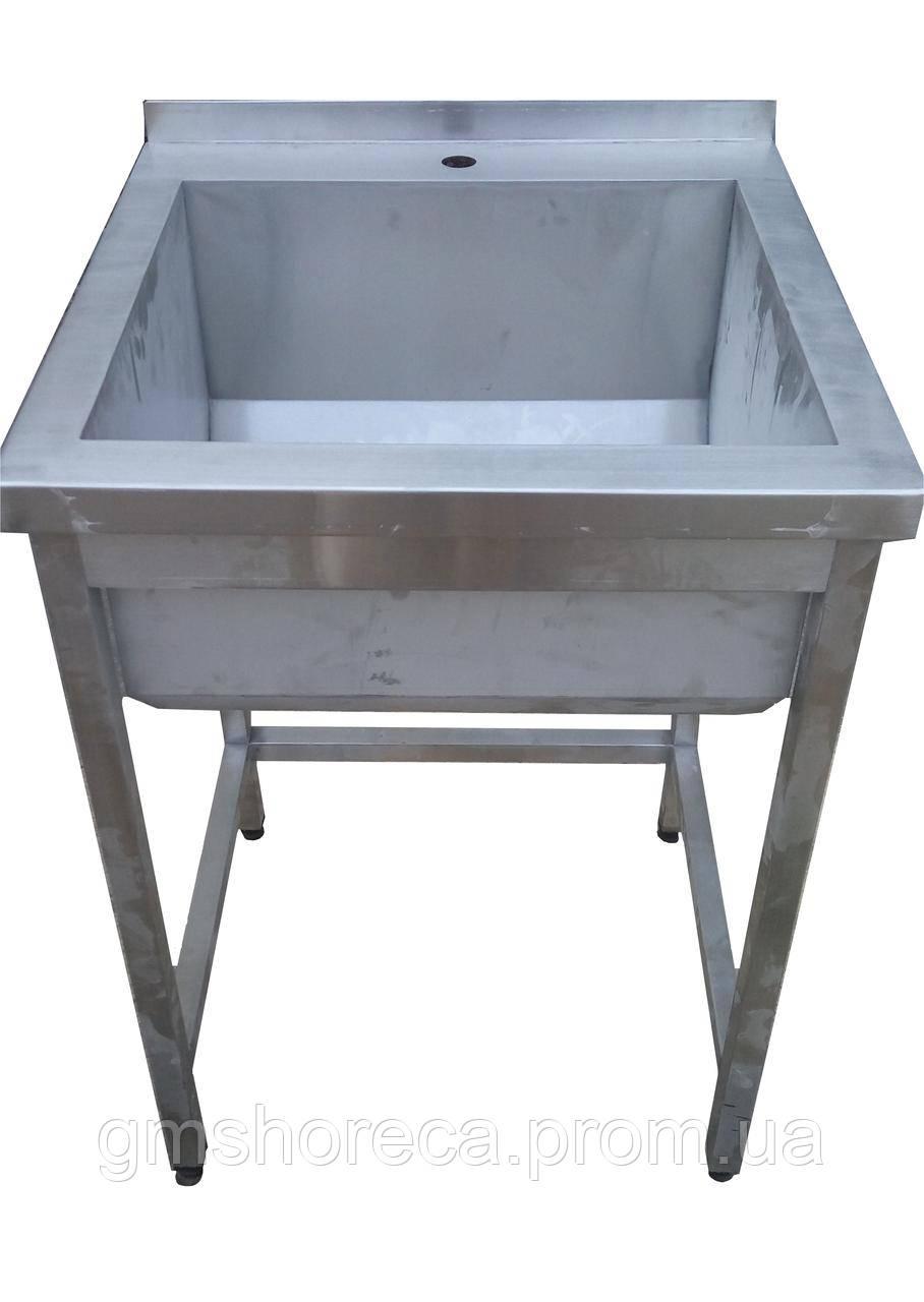 Ванна моечная одна секционная