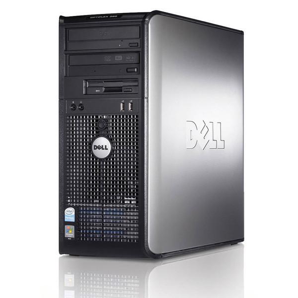 Компьютер Бу Dell 380 Tower / сore Quad 9650 / ram 8 gb / HDD 500gb