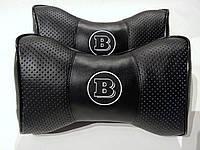 Подголовник (подушка) BRABUS BLACK, фото 1