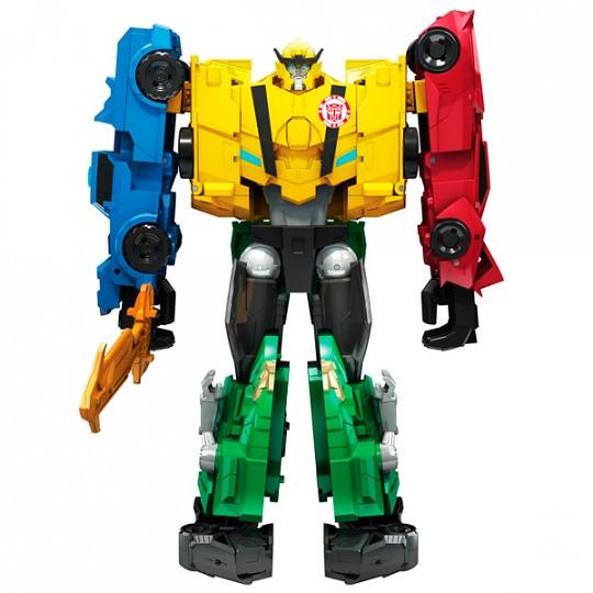 Transformers Hasbro Combiner Ultra Bee Ультра Бі Роботи під прикриттям (Робот трансформер Комбайнер Ультра Би)