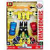 Transformers Hasbro Combiner Ultra Bee Ультра Бі Роботи під прикриттям (Робот трансформер Комбайнер Ультра Би), фото 3