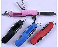 Нож складной многофункциональный EDC НК-301 Черный