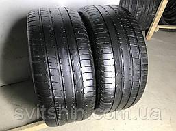 Шини літні 275/40R19 Pirelli PZero (RFT) 4,5мм 2шт