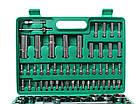 Набір ключів інструменти в кейсі TORX TAGRED TA 200 деталей 108 шт для дому авто в кейсі, фото 2