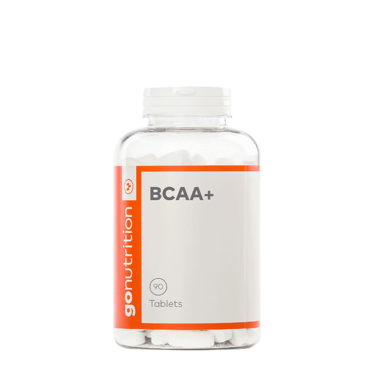 GO Nutrition BCAA+ 1000MG 180 tabs
