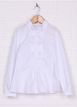 Рубашка Exclusive 140 белый (GM-601_White)