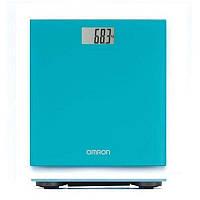 Весы напольные OMRON HN-289-EB (бирюзовые) Праймед, фото 1