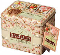 """Чай Базилур """"Розовый Подарок"""""""