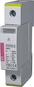 Ограничитель перенапряжения ETITEC D 275/3 RC EV