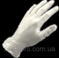 Перчатки виниловые Medicom SafeTouch EverStrong - 5 пар, размер S (припудренные) прозрачные