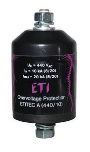 Ограничитель перенапряжения ETITEC A 280/5/E-NO