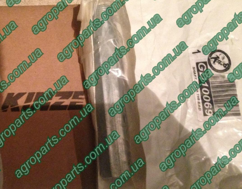 Вал GD10069 HEX SHAFT W/LH THREAD KINZE gd10069 запчастини