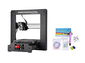 3D Принтер Wanhao Duplicator i3 PLUS (MARK2) + 3D Ручка Model P65