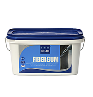 Гидроизоляционная мастика Kiilto Fibergum 5л (7кг)
