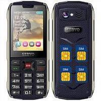 Мобильный телефон Servo H8 4 сим,2,8 дюйма,3500 мА\ч.