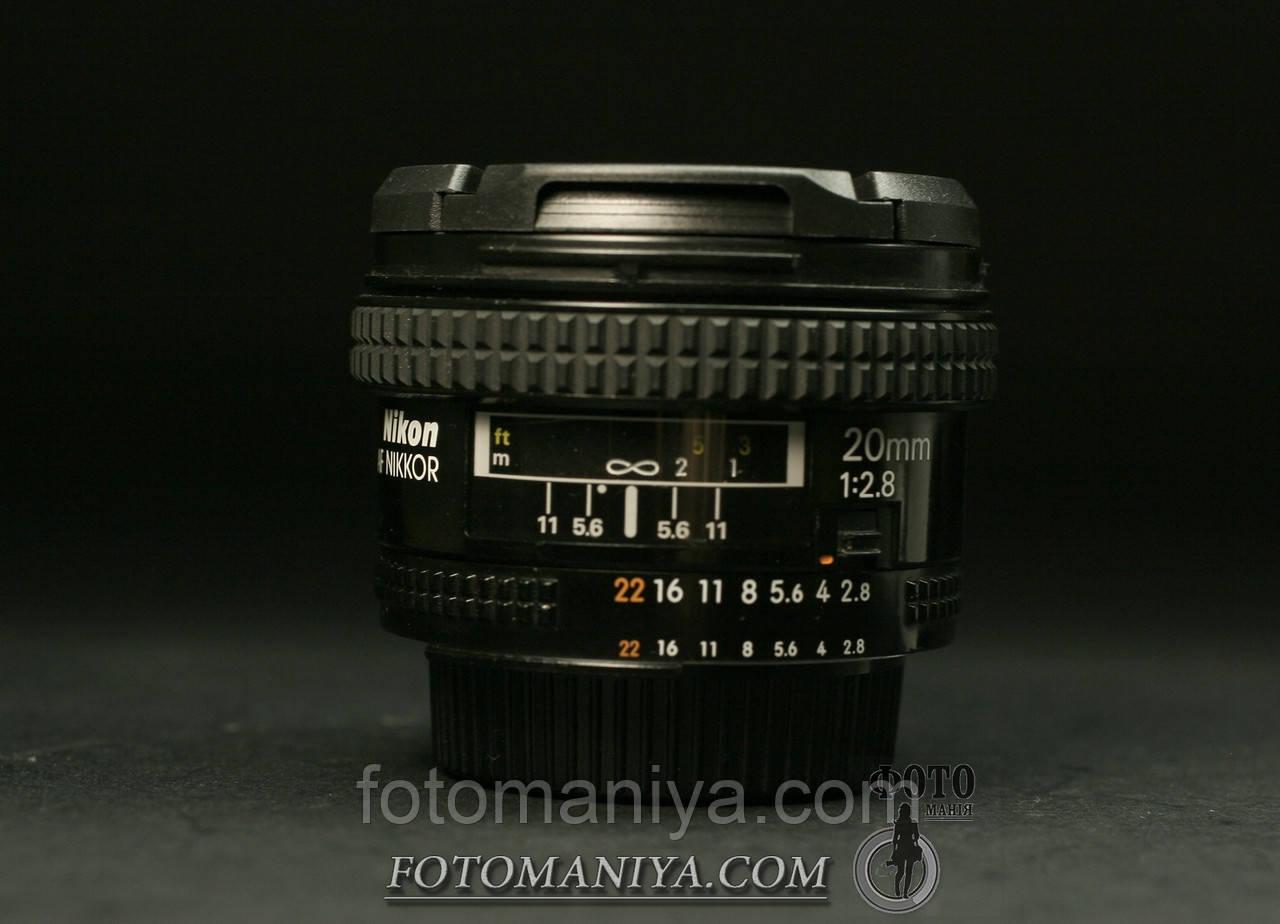 AF Nikkor 20mm f2.8