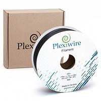 ABS+ пластик Plexiwire для 3D принтера 1.75мм черный (400м / 1кг)   (778878)