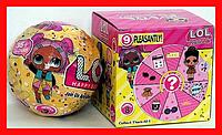 Кукла LOL (ЛОЛ) конфетти поп 9 surprises 45+ to collect, 3 series