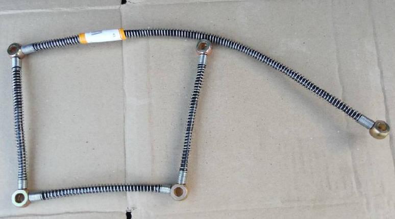 Топливопровод обратный FOTON 1043 (Фото 1043 V=3.7), фото 2