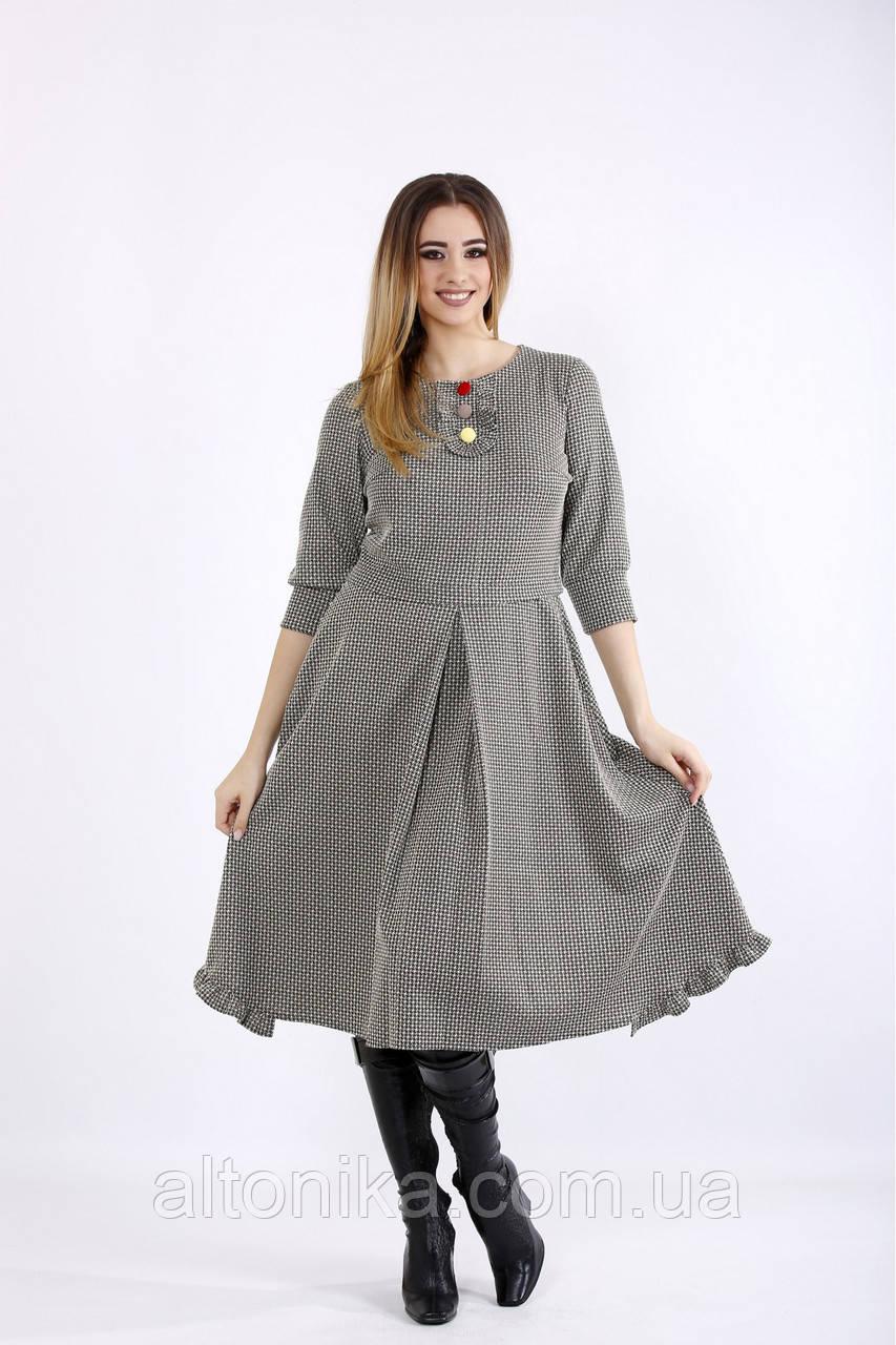 Платье с пышной юбкой | 42-74