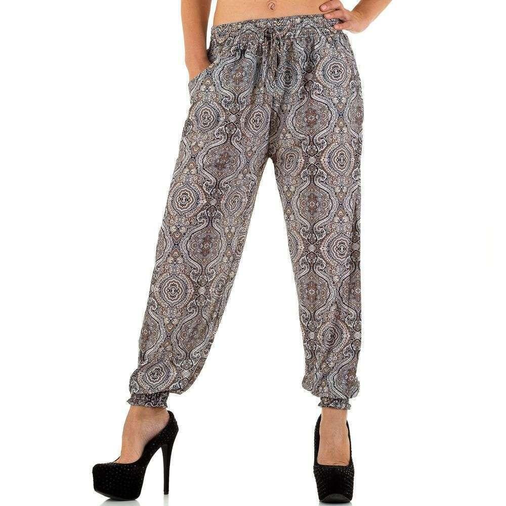 Женские брюки от Holala - бежевый - KL-BF67027-бежевый