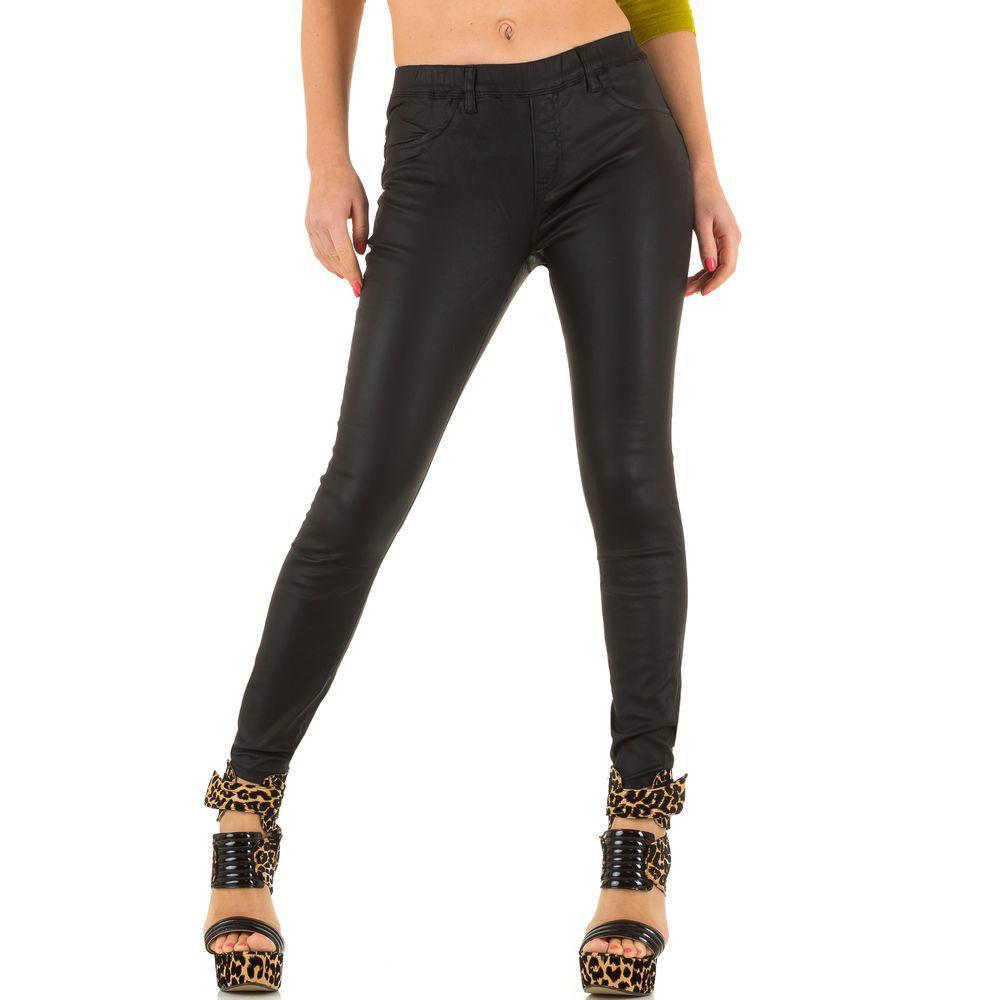 Женские брюки треггинсы от Goldenim (Европа), Черный