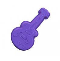 """Силиконовая форма """"Гитара"""" Украина - 02229"""