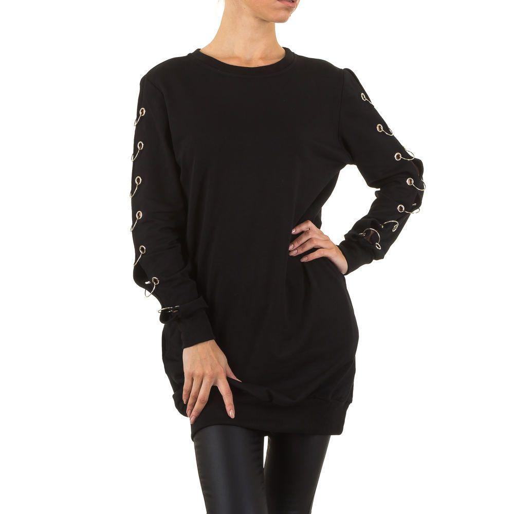 Женская толстовка от Emma&Ashley, размер S - black - KL-WJ-7681-black S