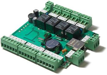 Сетевой модуль контроля доступа NAC-01(СКД)