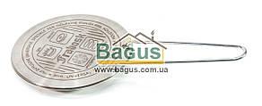 Диск для индукционной плиты 14см (для использования всех типов посуды) Frabosk 099.01